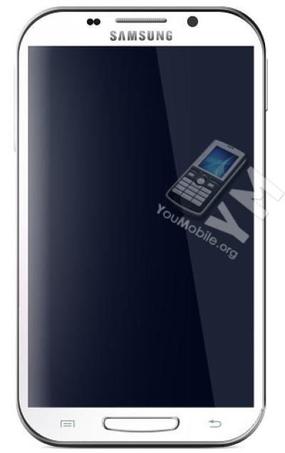 Samsung Galaxy Note 2 Press Shot