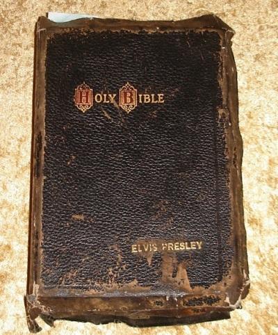 The Elvis Bible