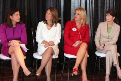 Kelly Ayotte, Michele Bachmann, Pam Bondi, Rebecca Clayfish