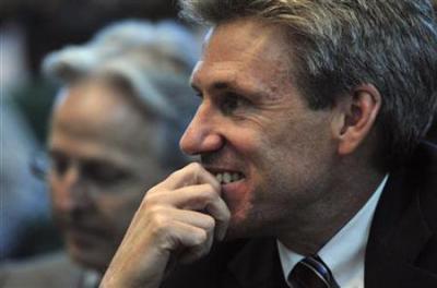 U.S. envoy Chris Stevens