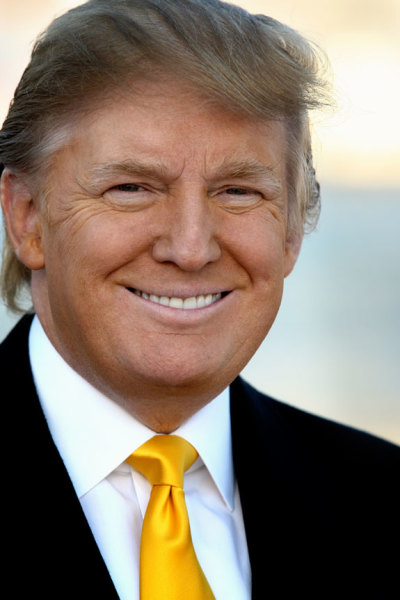 Donald Trump Press Photo Provided by Liberty University Press Release