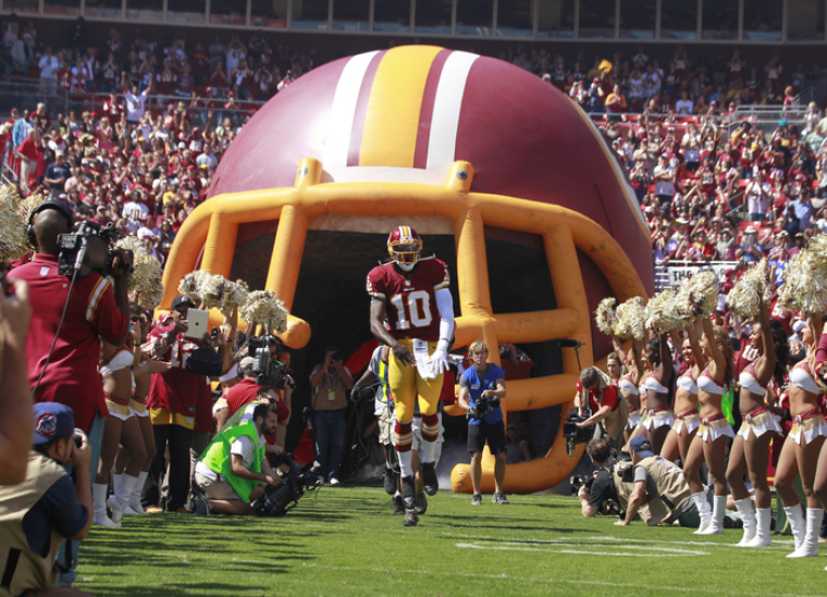 Washington Redskins football nfl