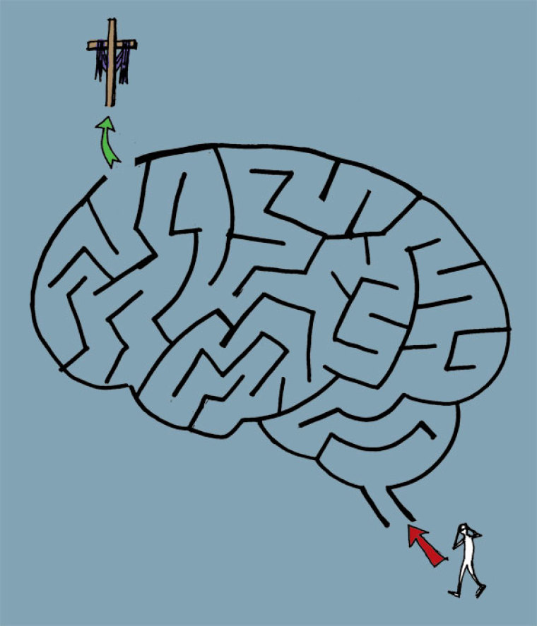 Seeking Sanctity Through the Maze of Mental Illness