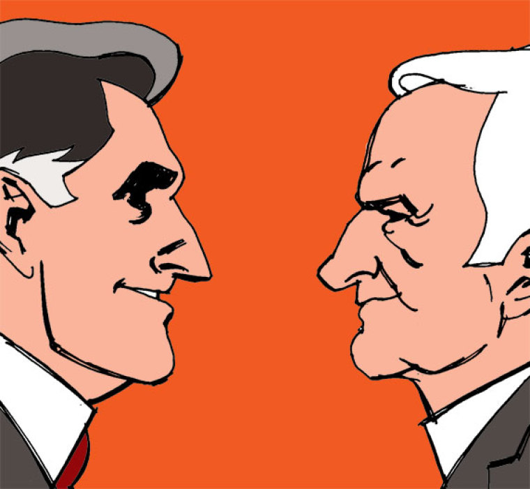 Romney and Graham: A Meeting of the Minds