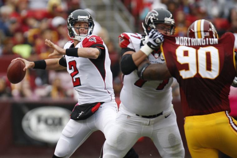 Atlanta Falcons Matt Ryan NFL Football