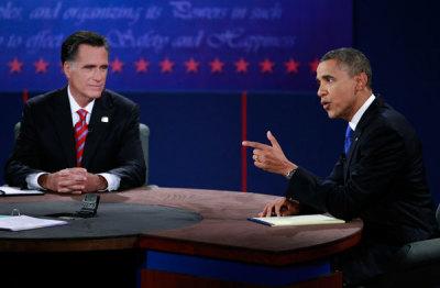 debate, obama, romney
