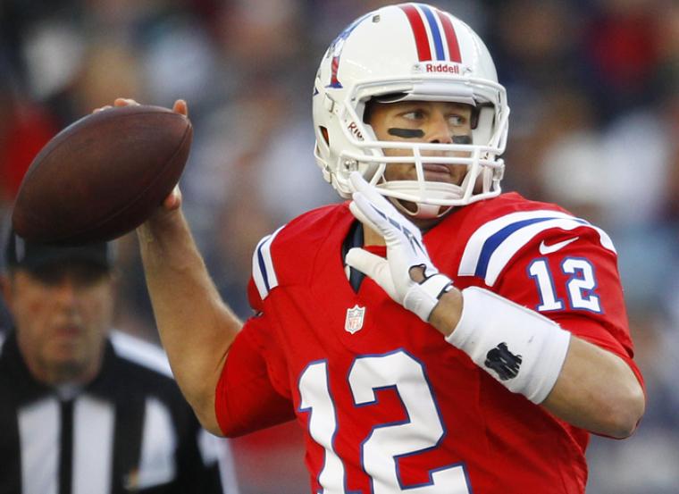 New England Patriots tom brady nfl football