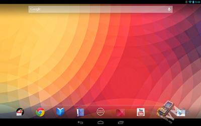 Android 4.2 on Nexus 10