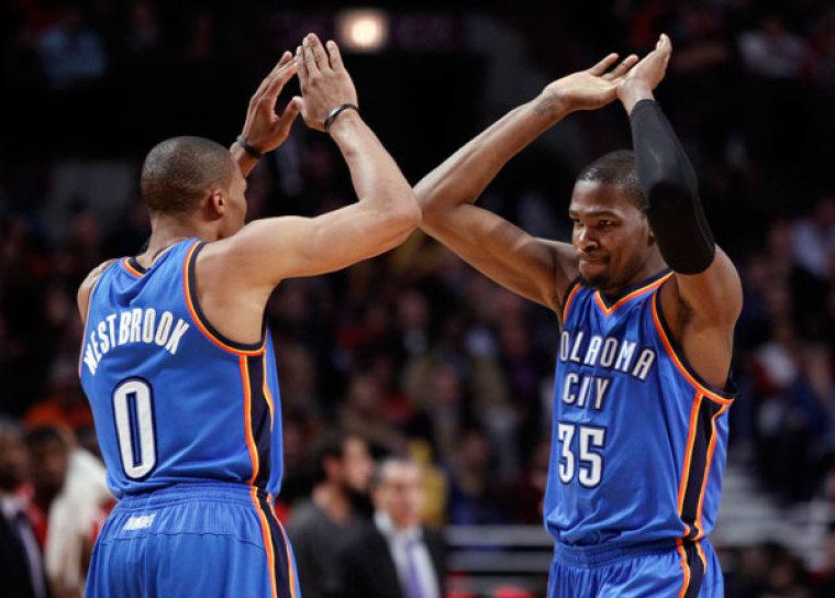 Oklahoma City Thunder vs New York Knicks Live Stream Free