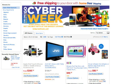 Cyber Monday 2012 Deals Best Bargains At Walmart Best Buy Target And Amazon The Christian Post
