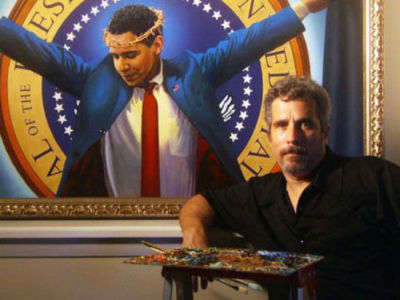 Artist Michael D'Antuono 'The Truth'
