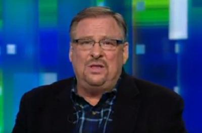 Pastor Rick Warren on CNN's 'Piers Morgan Tonight,' Nov. 27 2012
