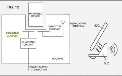 Apple's NFMR Wireless Charging Technology