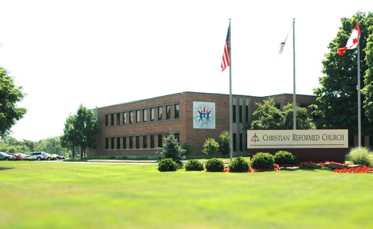 Grand Rapids office of CRCNA
