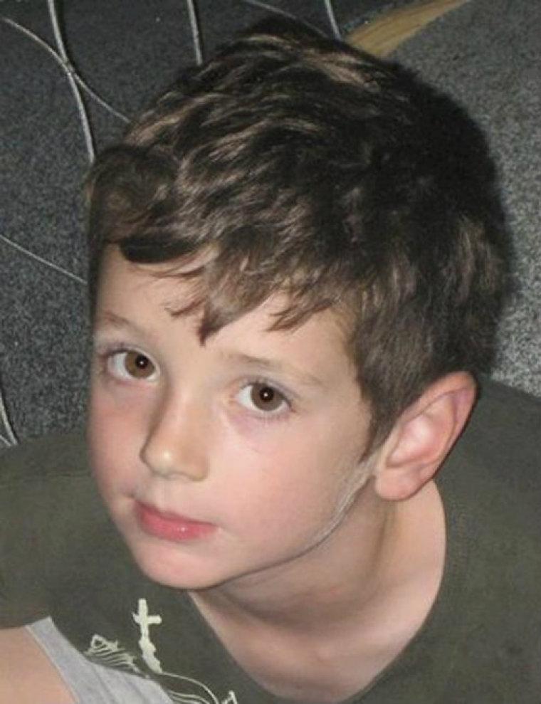 Sandy Hook Victim - Benjamin Wheeler