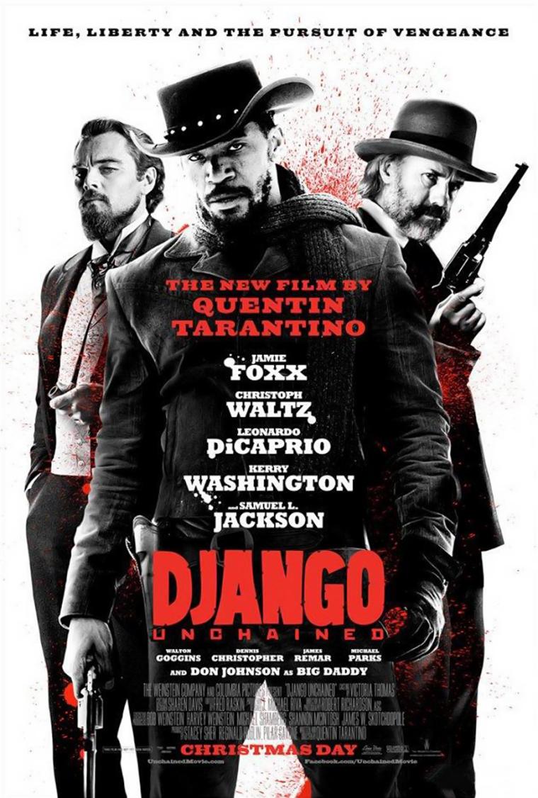 'Django Unchained' Poster