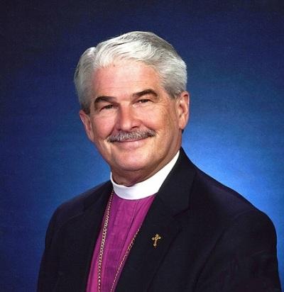 Bishop Jack Leo Iker