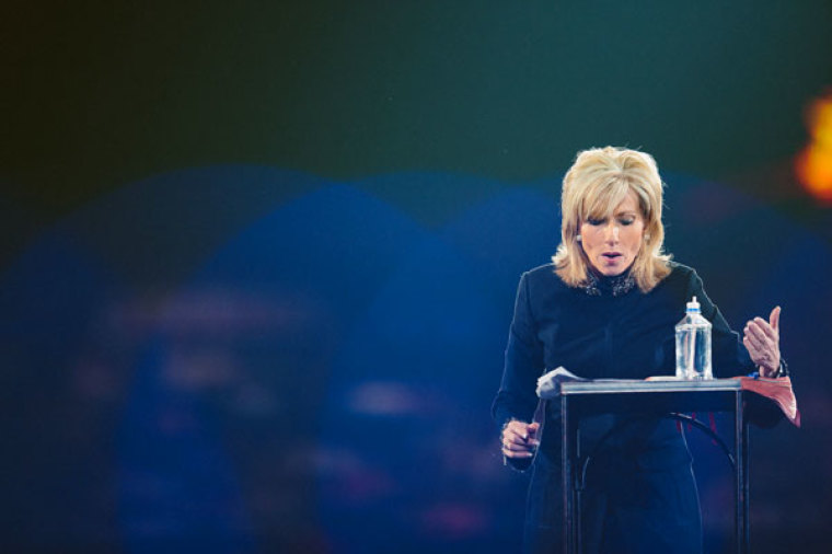 Beth Moore to Take a Break from Twitter