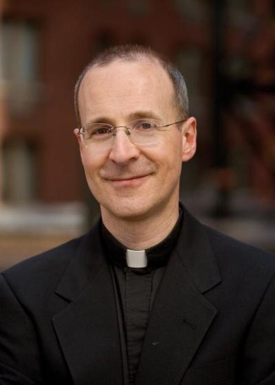 The Rev. James Martin of New York, New York