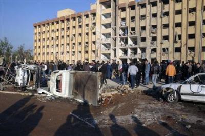 Syria Aleppo University