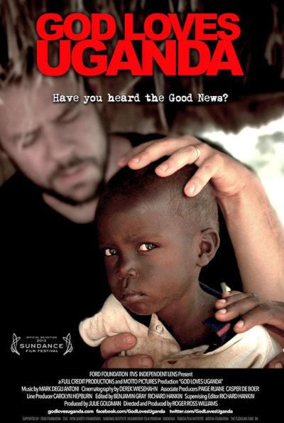 'God Loves Uganda' Poster