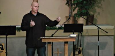 Pastor Shane Idleman