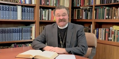 Lutheran Church-Missouri Synod President Matthew C. Harrison