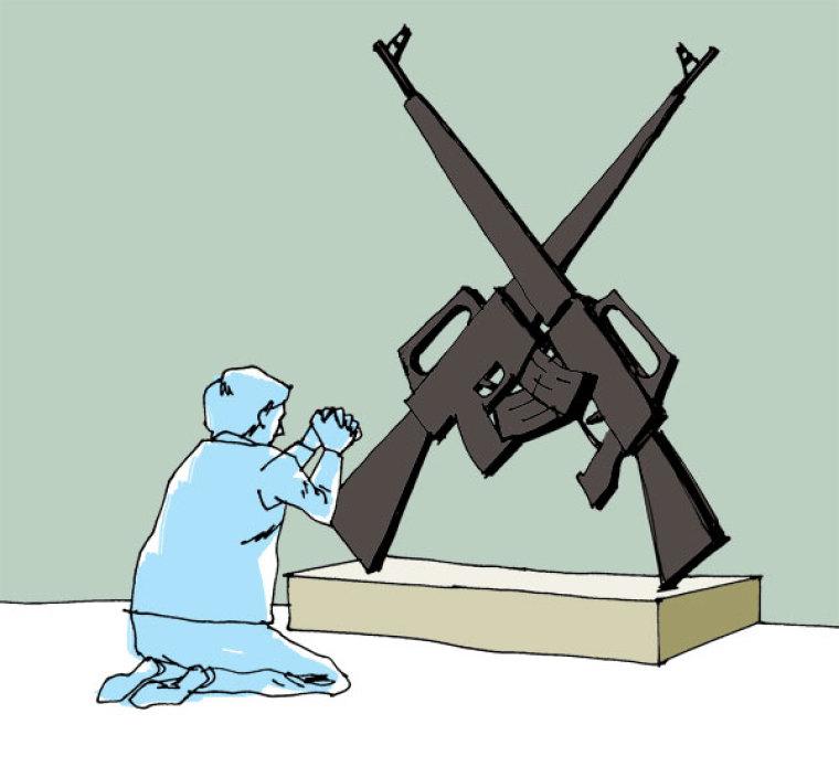 Misguided Gun-Worship?