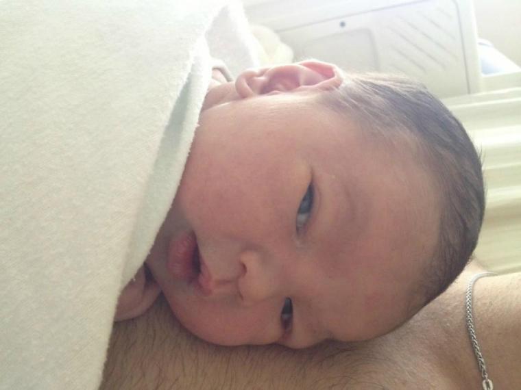 Nick Vujicic baby