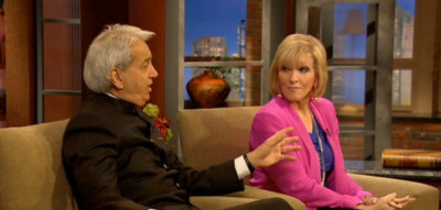 Benny and Suzanne Hinn