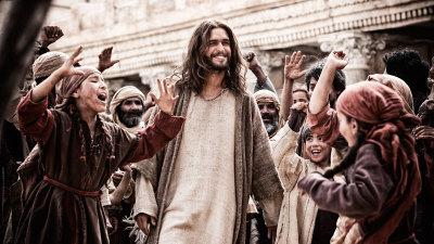Diogo Morgado, The Bible Series