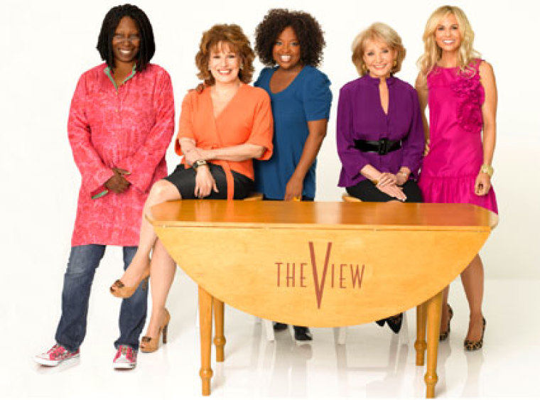 ABC's 'The View'