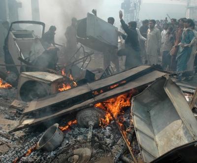 Muslim Mob Pakistan Persecution