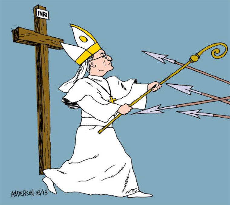 Will Pope Francis Defend the Persecuted Church?