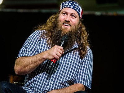 """Willie Robertson of A&E reality television show """"Duck Dynasty"""""""