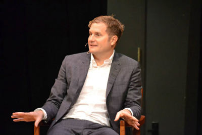 Rob Bell at Grace Tabernacle