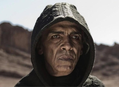 Obama Satan Look-Alike
