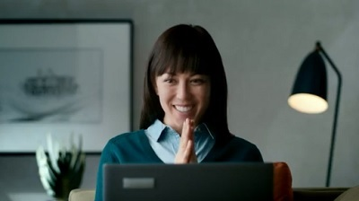 Microsoft commercial for Outlook.com