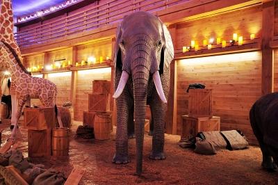 The Ark Elephant