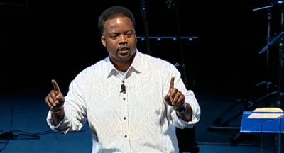 Pastor Blake Wilson