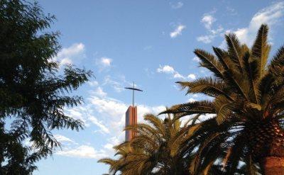 Saddleback Cross