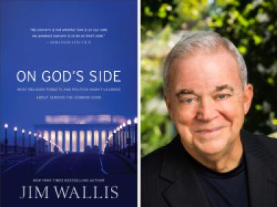 Jim Wallis Book Cover