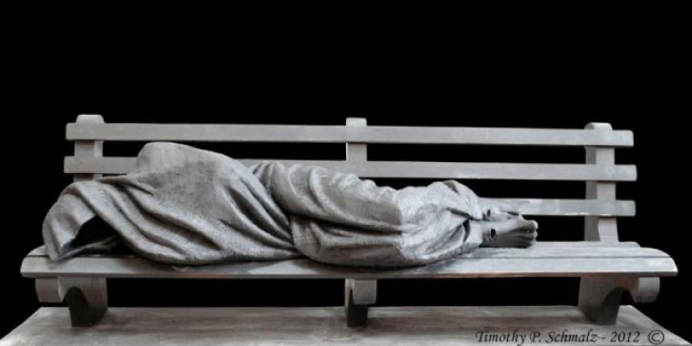 Homeless Jesus 2
