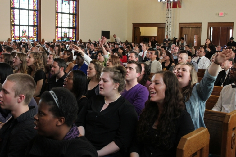Evangelical Day of Prayer and Action for Immmigration Reform