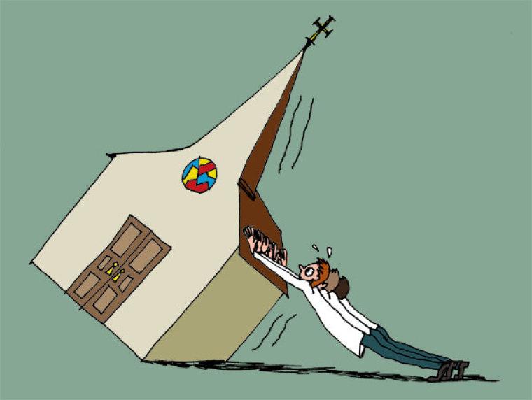Saving a Dying Church