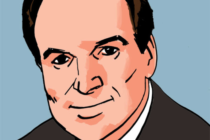 Wallace Henley Portrait