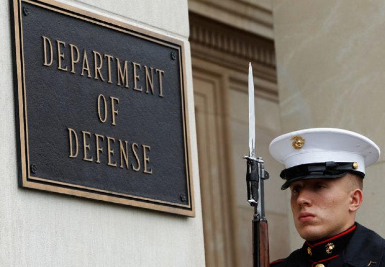 marine, department of defense