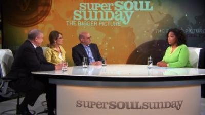 Oprah Winfrey's 'Super Soul Sunday' on the OWN network
