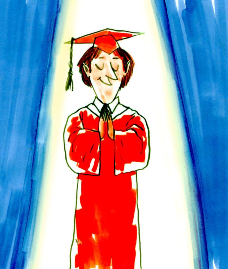 A Graduation Prayer in Spite of Controversy