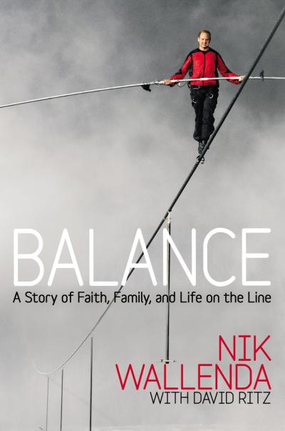Balance, Nik Wallenda